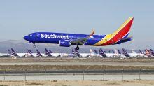 Southwest saca 737 Max de calendario del verano