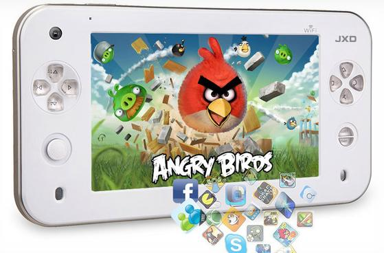 JXD releases S7100 Android-based gaming tablet, manages to steal from everyone