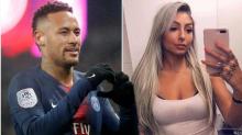 Así es la tatuadora suiza que tuvo un encuentro íntimo con Neymar