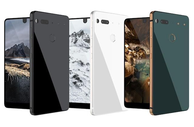 The success of Andy Rubin's Essential Phone may depend on carriers