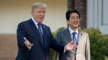 In Asia, Trump finds more than ever he's among friends
