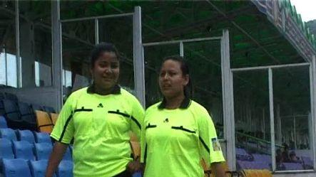Meet female Football referees of Sikkim