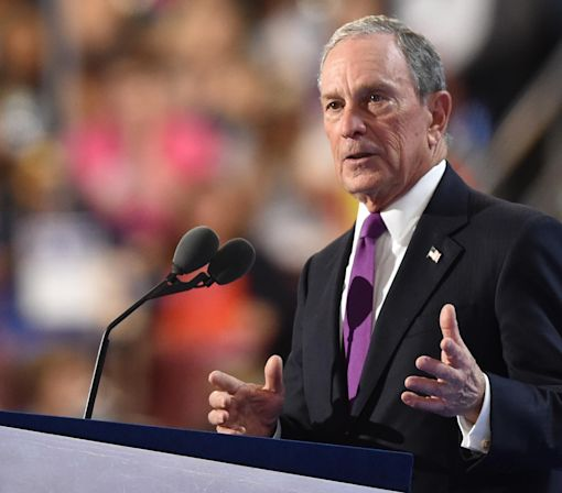 Michael Bloomberg Says America Needs 'Sane, Competent Person'