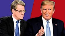 Trump attacks Joe Scarborough, who tells him 'take a rest' and 'let Mike Pence actually run things'
