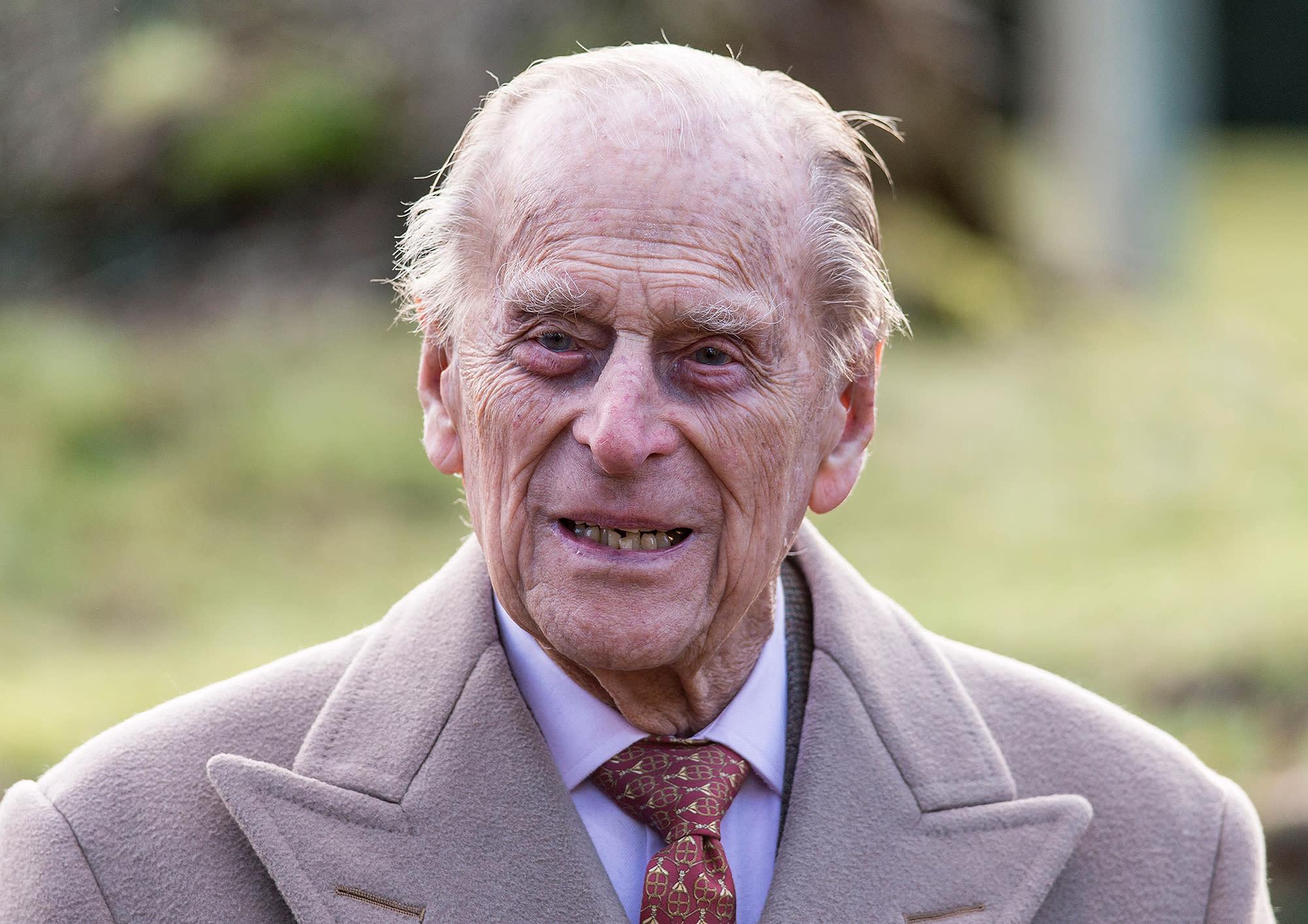 Le prince Philip duc dÉdimbourg né prince Philippe de Grèce et de Danemark le 10 juin 1921 à Corfou en Grèce est le cinquième enfant seul encore en vie