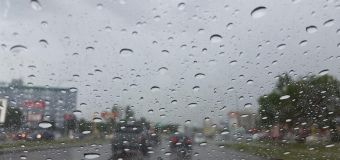 Cloudy, possibility of thunderstorms Saturday