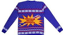Brexit Christmas jumpers have landed