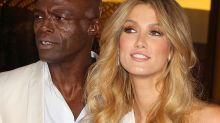 Delta and Seal now 'living together'