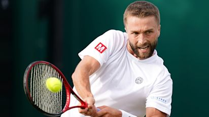 Liam Broady proving his worth after stunning Hubert Hurkacz in men's singles