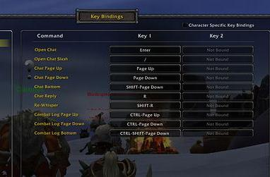 Warlords of Draenor: New UI introduced for keybinds
