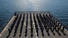 Greece condemns 'major escalation' as Turkish survey ship sets sail