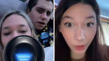 Woman busts cheating boyfriend thanks to Snapchat filter