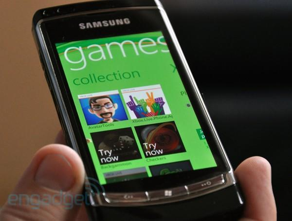 EA a notable holdout on Xbox Live for Windows Phone 7, doesn't have much to say on the subject