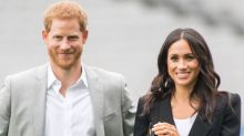 Prince Harry and Meghan's secret code names revealed