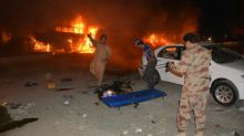 Attack on army vehicle kills 15 in SW Pakistan