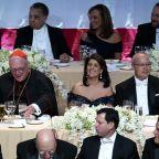 UN Ambassador Nikki Haley pokes fun at herself at NY charity