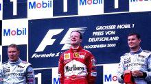 Chuva, invasão e Schumacher encantado: 20 anos depois, Barrichello relembra primeira vitória na F1