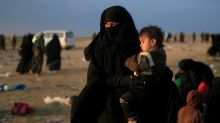 As 'caliphate' crumbles, IS women remain defiant