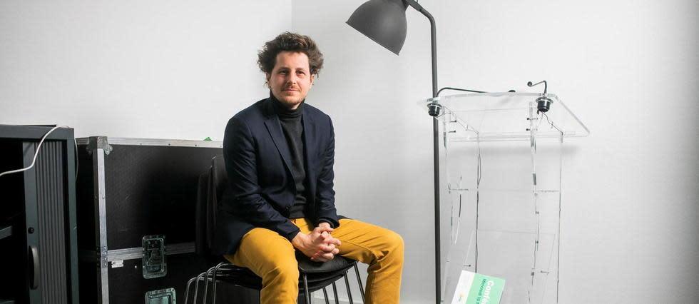 Julien Bayou: «Emmanuel Macron perdra contre Marine Le Pen»