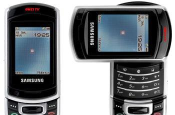 Samsung delivers P930 TV swivel phone for Italy
