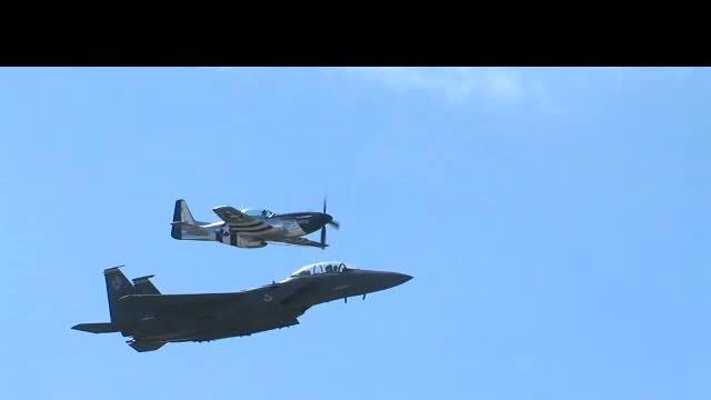 Airfest 2011: fun for all, in the air and on the ground