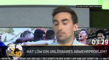 2 nach 10: DFB-Team: Hat Joachim Löw ein unlösbares Abwehrproblem