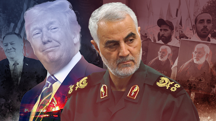 Inside the Trump admin's plan to kill Iran's top general