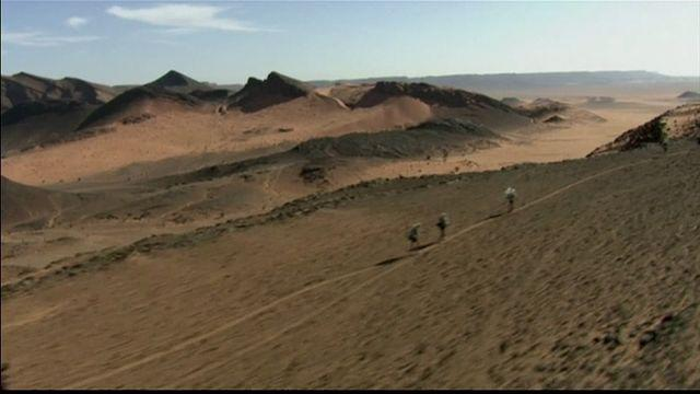 Al Aqra wins day two of stage four of the Marathon des Sables