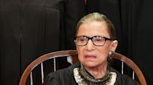 People of the internet offer up their lungs after Ruth Bader Ginsburg undergoes surgery
