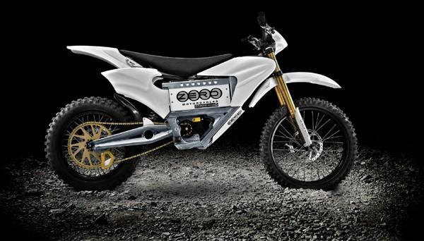 Zero MX all-electric motorcycle takes on the trails