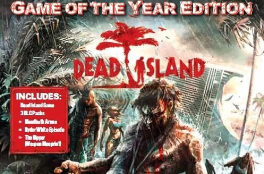 Dead Island reanimated for 'Game of the Year Edition' June 26