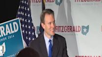 6pm: FitzGerald running for governor