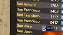 Delays at LAX After San Francisco Plane Crash