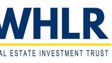 WHEELER REAL ESTATE INVESTMENT TRUST, INC. ANNOUNCES THE RELEASE OF ITS FIRST QUARTER 2021 FINANCIAL AND OPERATING RESULTS