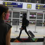 UK bans arrivals from South America over Brazil coronavirus variant