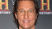 Matthew McConaughey stamps out rumour he turned down Titanic role
