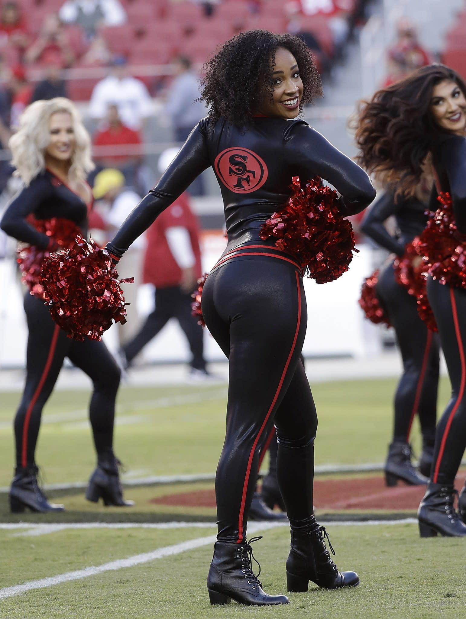 online store 37906 2c366 NFL Week 5 cheerleaders