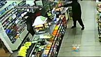 Oven Timer Sends Armed Robbers Running