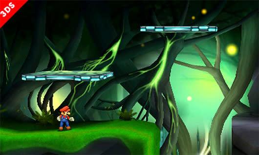 Smash Bros. screenshot visits 3DS single-player mode
