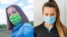 Por qué las mascarillas desechables son más seguras que las reutilizables