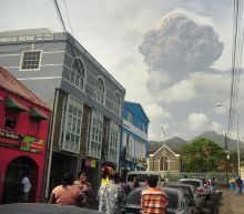 Saint Vincent volcano: 'Explosive' Soufrière eruption sparks mass evacuation
