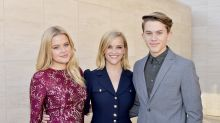 Reese Witherspoon Jokes About Making a TikTok Dance for 16-Year-Old Son Deacon's First Single