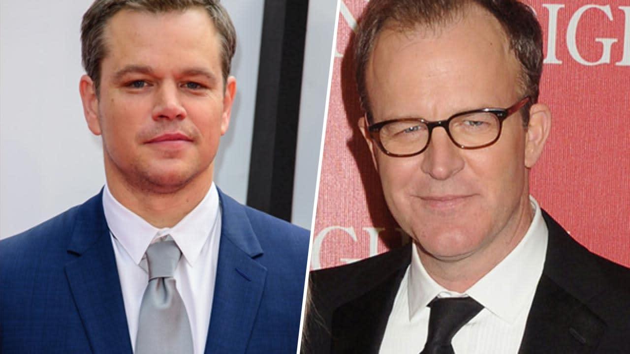 Matt Damon et le r...
