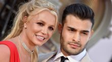 Britney Spears says she's lost weight from missing her boyfriend during lockdown