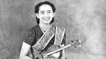 The story of a female Indian violinist whose phenomenal career was cut short by fate