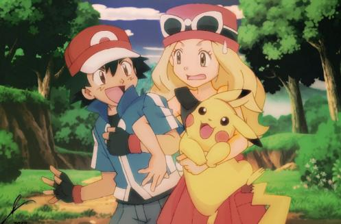 Pokemon the Series travels to Kalos in January on Cartoon Network