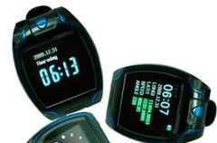 GPS 800G watch phone gets the job done (and little else)