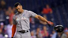 Giancarlo Stanton Is Chasing an MLB Home Run Record, but Whose?