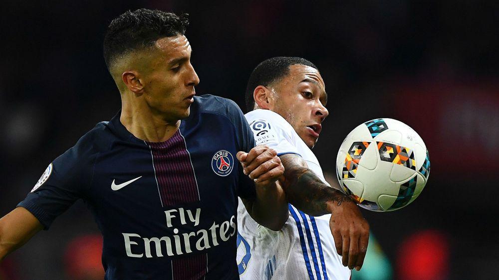 PSG-Lyon en direct commenté et statistiques live