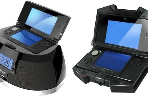 Nyko cures Kinect's farsightedness, brings bountiful battery life and alarm clock capability to the 3DS